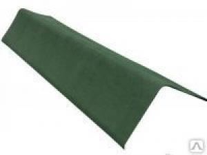 Щипцовый профиль Ондулин 1100мм зеленый