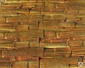 СЛАНЕЦ фасадно-облицовочная плитка 480*190 Желтая