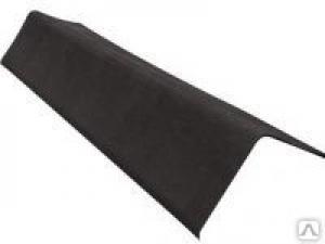 Щипцовый профиль Ондулин 1100мм черный
