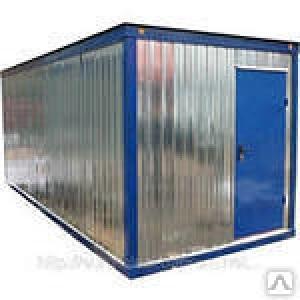Вагончик строительный металлический 3000*2400*2500