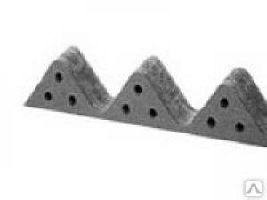 Заполнитель универсальный Ондулин 0,25*850мм (серый)