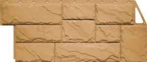 Фасадная панель FineBer 1080*452мм Камень крупный (Песочный)