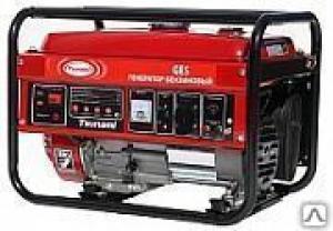 Генератор бензиновый GES 6501 Tsunami