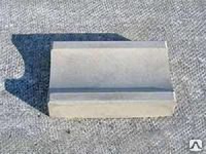 Водосток тротуарный 350*250*80 Серый