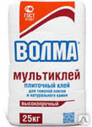 ВОЛМА-МУЛЬТИКЛЕЙ Цементная клеевая смесь (25кг)