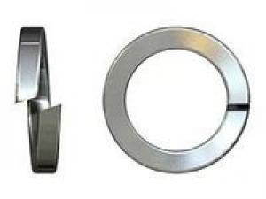 Шайба С10 ОЦ пружинная (Гровер) ГОСТ 6402-70 (DIN127)
