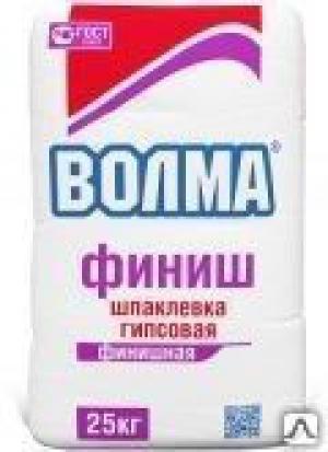 ВОЛМА-ФИНИШ гипсовая отделочная (25кг)