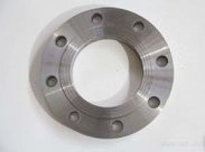 Фланец стальной плоский ГОСТ 12820-80 Ру16 (Ду 100)