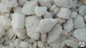Щебень мраморный фракция 10-40