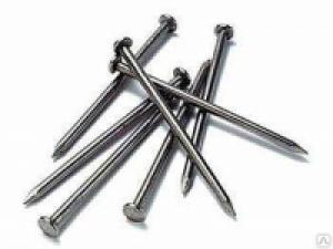Гвозди строительные 2,5*50 мм (25кг)