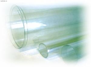 ПЭТ-лист 0,3мм ПЭТ-А 2,05х1,25м  прозрачный
