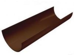 Водосточный желоб Baudorf 3м коричневый