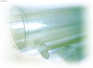 ПЭТ-лист NOVATTRO  0,5мм ПЭТ-А 2,05х1,25м  прозрачный