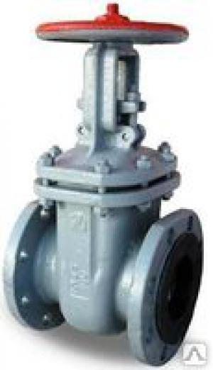 Задвижка стальная (Ду 350) клиновая с выдвижным шпиндилем 30с64нж вода