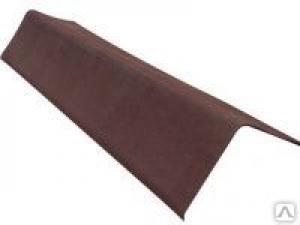 Щипцовый профиль Ондулин 1100мм коричневый