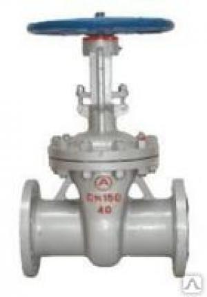 Задвижка стальная (Ду 250) клиновая, с выдвижн.шпинделем 30с15нж вода,пар