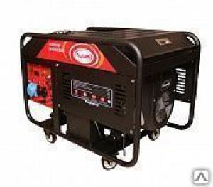 Генератор бензиновый GES 12001Е-3 фазы 220/380В Tsunami