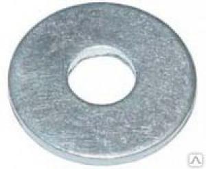 Шайба увеличенная М10 цинк (4шт)