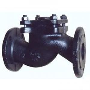 Клапан чугунный (Ду 40) обратный, подъемный, фланцевый