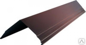 RAL-8017 Конек L150*150/2000 коричневый