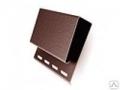 J-профиль широкий Grand Line® 3050мм наличник (коричневый)