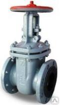 Задвижка стальная (Ду 100) клиновая с выдвижным шпиндилем 30с64нж вода