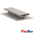 Н-профиль FineBer кремовый 3050 мм