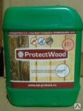 ProtectWood огнебиозащита древесины 5л