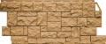 Фасадная панель FineBer 1117*463мм Камень Дикий (Песочный)