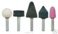 Шарошки абразивные для фигурных отверстий по камню (5шт) большие 36467, Fit