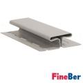 Н-профиль FineBer янтарь 3050 мм