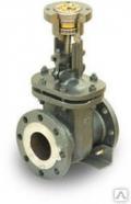 Задвижка стальная (Ду 150) под электропривод 30с941нж Ру16