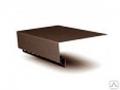 Планка околооконная Grand Line® 3050мм (коричневый)