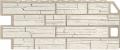 Фасадная панель FineBer 1137*470мм Сланец Мелованный белый