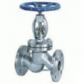 Вентиль (клапан) запорный проходной (Ду 100) присоединение под приварку