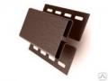 H-профиль Grand Line® 3м соединительный (коричневый)