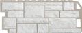 Фасадная панель FineBer 1137*470мм Камень (Мелованный белый)
