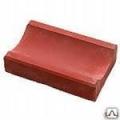 Водосток тротуарный 350*250*80 Красный