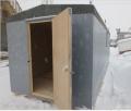 Вагончик деревянный жилой 6000*2300*2100