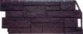 Фасадная панель FineBer 1085*447мм Камень Природный (Коричневый)