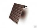 J-фаска Grand Line® 3м ветровая доска (коричневый)
