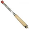Стаместка с овальной деревянной ручкой 20 мм 667-034