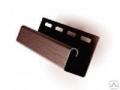 J-профиль Grand Line® 3м коричневый